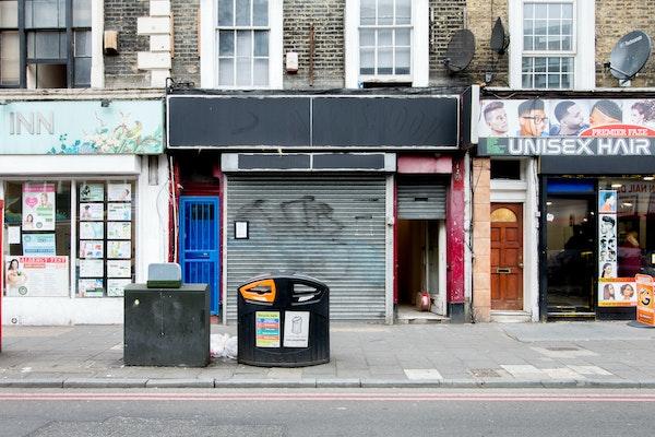 529 Kingsland Road, London