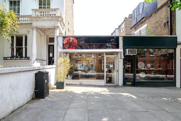The Black and White Gallery - Kensington Church Street
