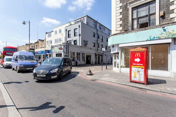 Kingsland Road, Dalston's Corner Space