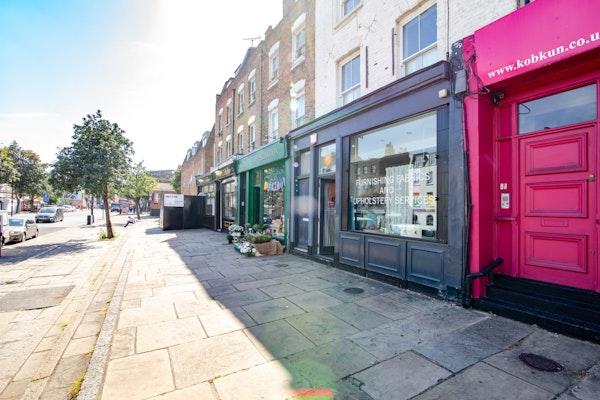 Essex Road, Islington's Black Showroom