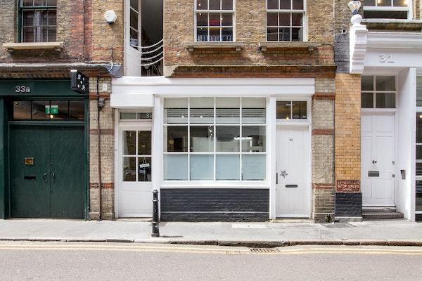 Charlotte Road, Shoreditch - Boutique Shop