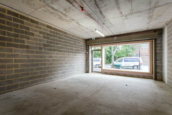 Croxted Road, Dulwich - The Big Space