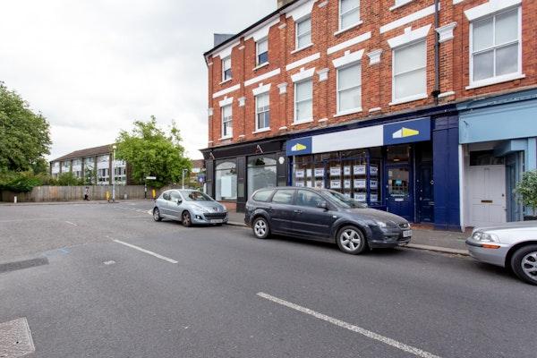 The West Dulwich Corner Shop