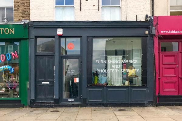 The Fabric Shop, Islington