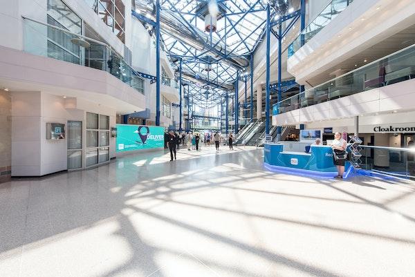Birmingham International Convention Centre, Birmingham