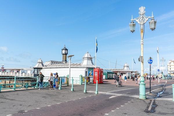 Madeira Drive, Brighton