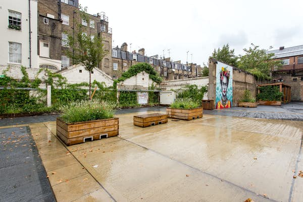 Rent A Space Copeland Park Car Park Peckham Pop Up