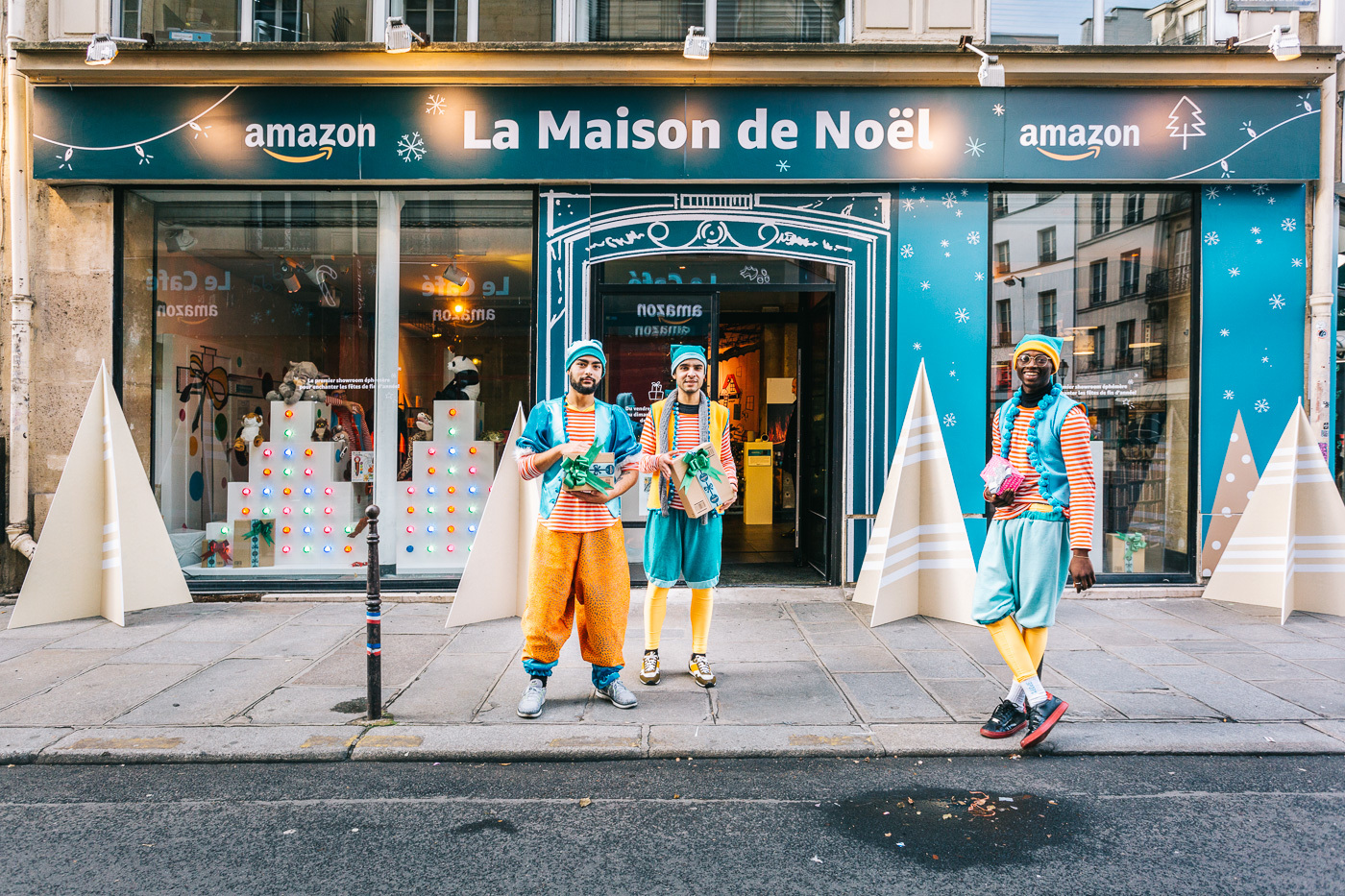 Amazon, pop up, appearhere, appear here,