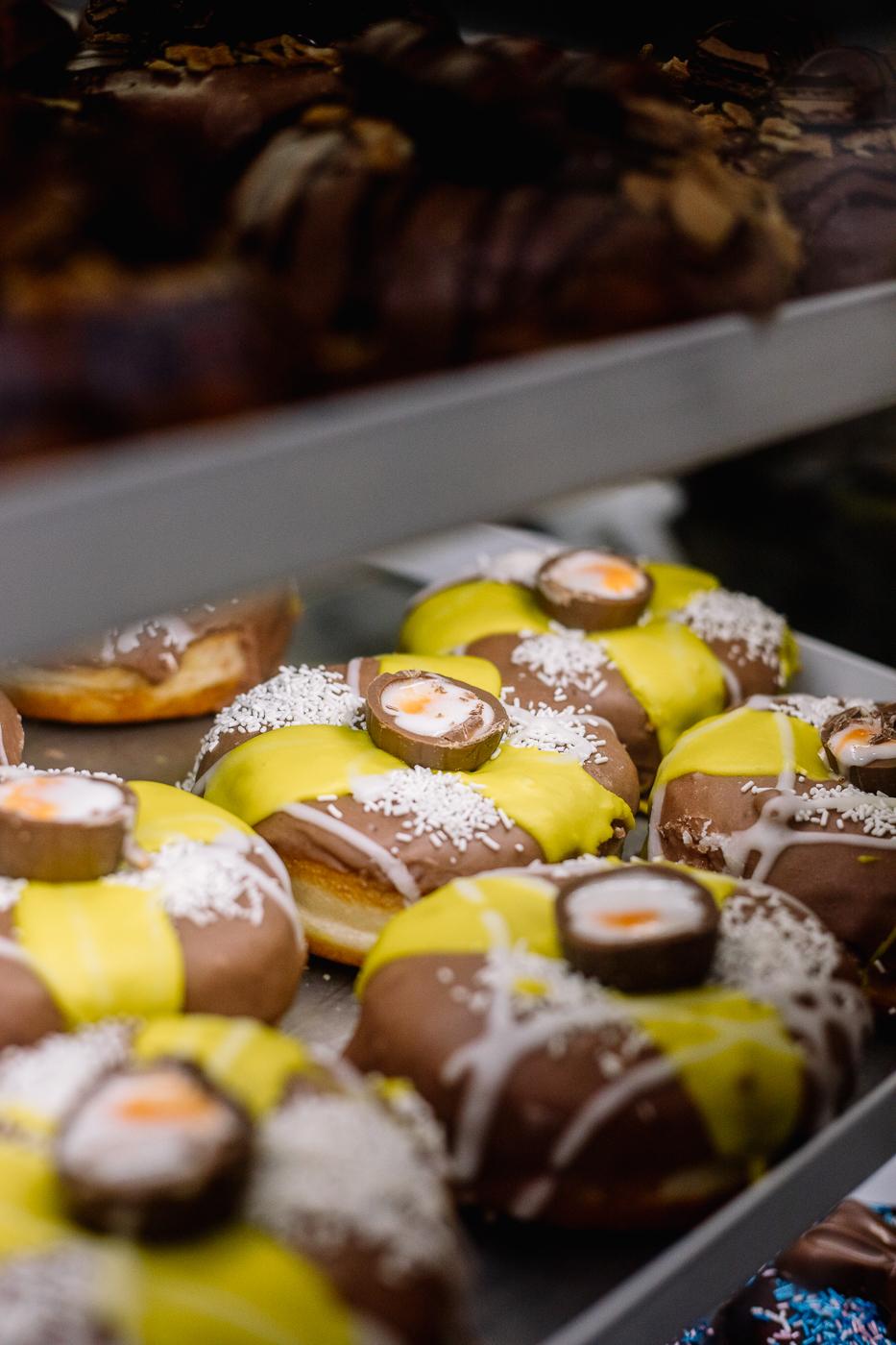 Doughnut Time x Creme Egg
