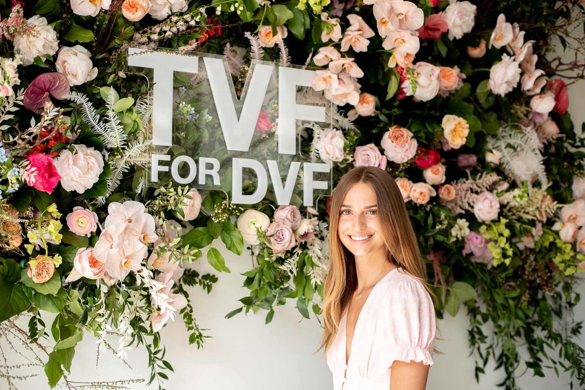 tvf for dvf, appear here, pop up, pop up l.a