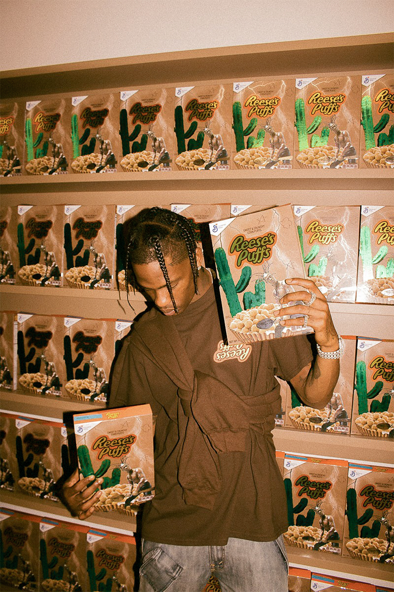Reese's, Reese's Puffs Cereal, Travis Scott, pop up, how to build a pop up, Paris pop up, things to see in Paris, short-term retail,