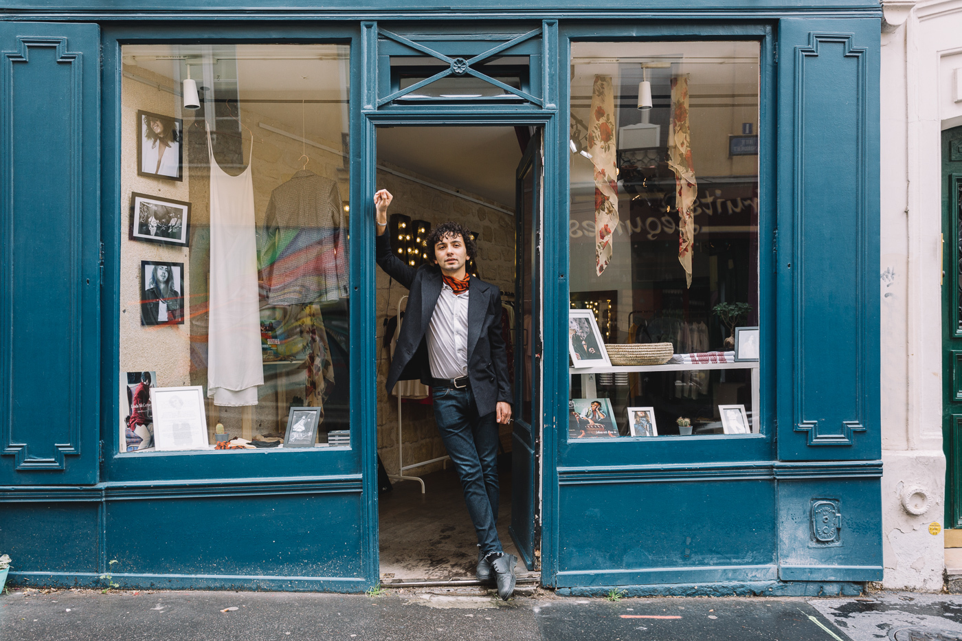 Good Morning Keith, pop up, how to build a pop up, France pop up, things to see in Paris, short-term retail,