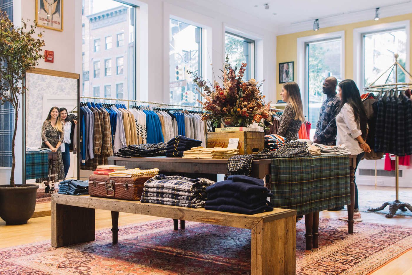 Court & Rowe, pop up, how to build a pop up, New York pop up, things to see in New York, short-term retail