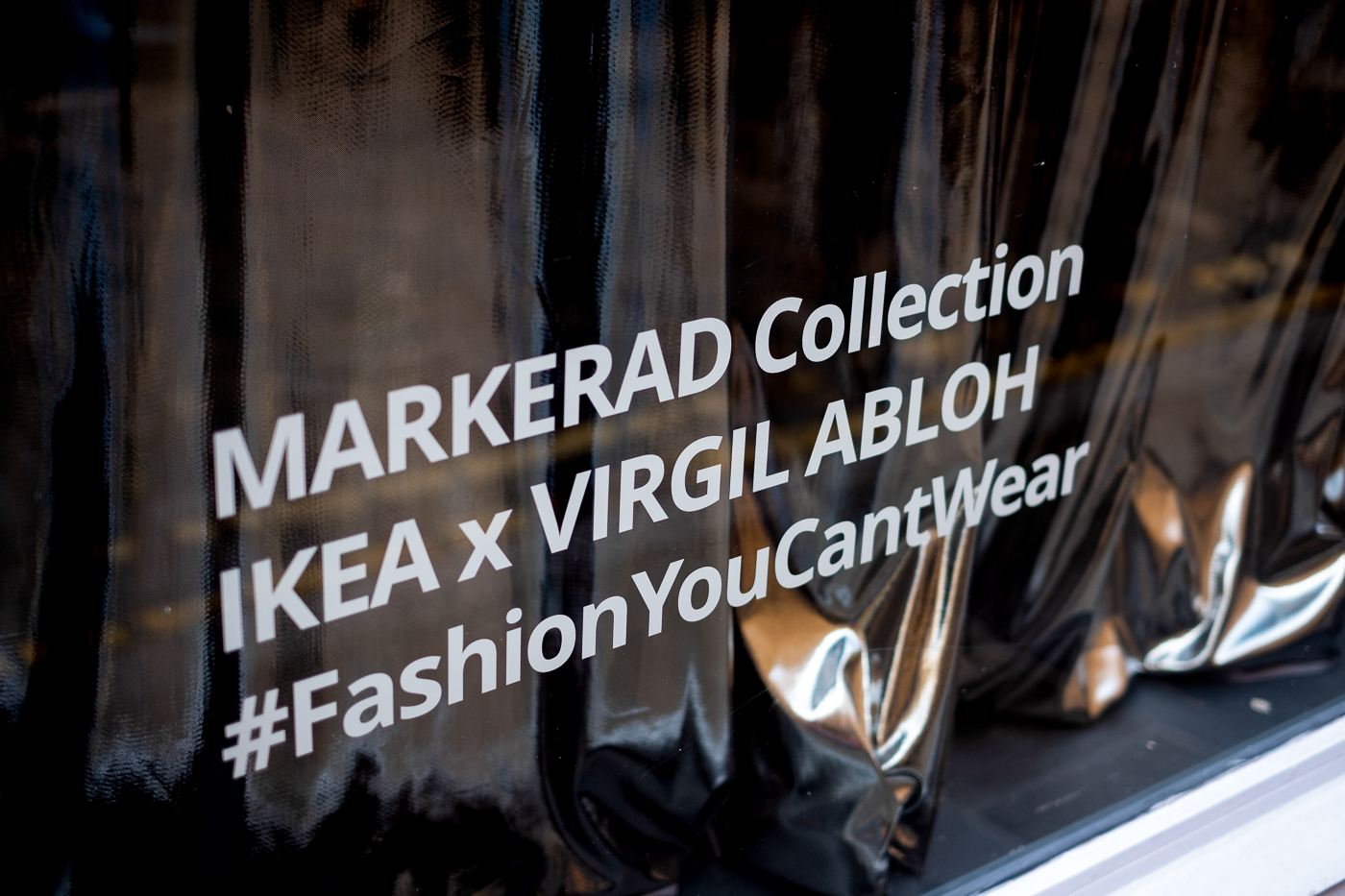 Virgil Abloh, IKEA, pop up, how to build a pop up, London pop up, things to see in London, short-term retail,
