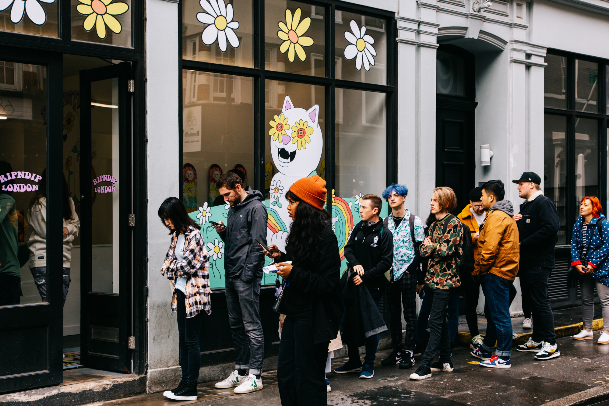 Ripndip, pop up, how to build a pop up, Paris pop up, things to see in Paris, short-term retail,