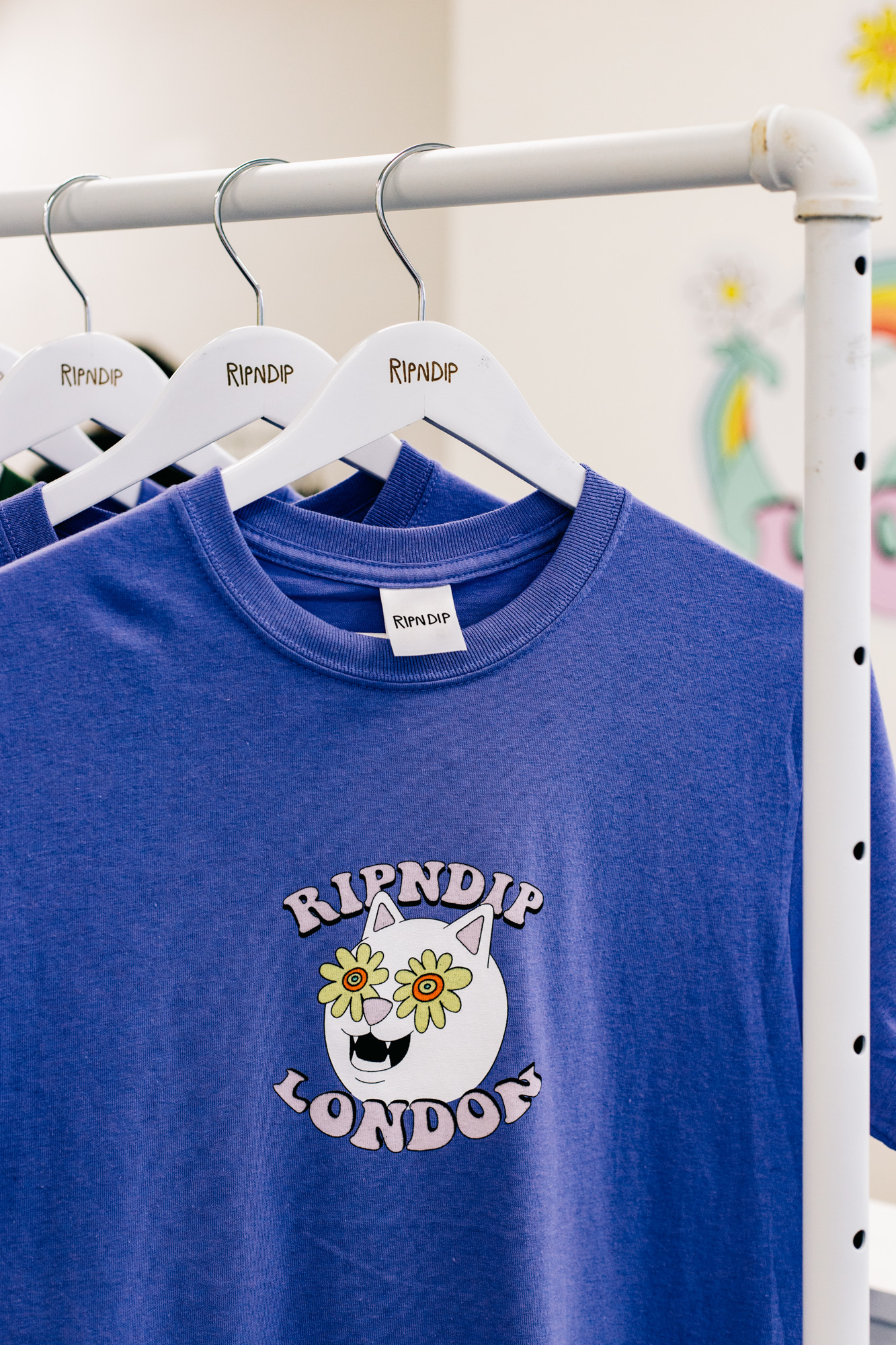 Ripndip, pop up, how to build a pop up, London pop up, things to see in London, short-term retail,