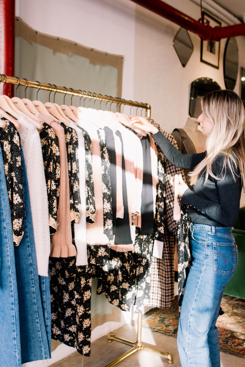 Rouje, pop up, how to build a pop up, Paris pop up, things to see in Paris, short-term retail,