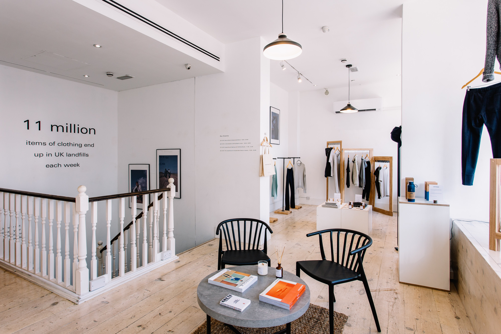 Riley Studio, pop up, how to build a pop up, London pop up, things to see in London, short-term retail,