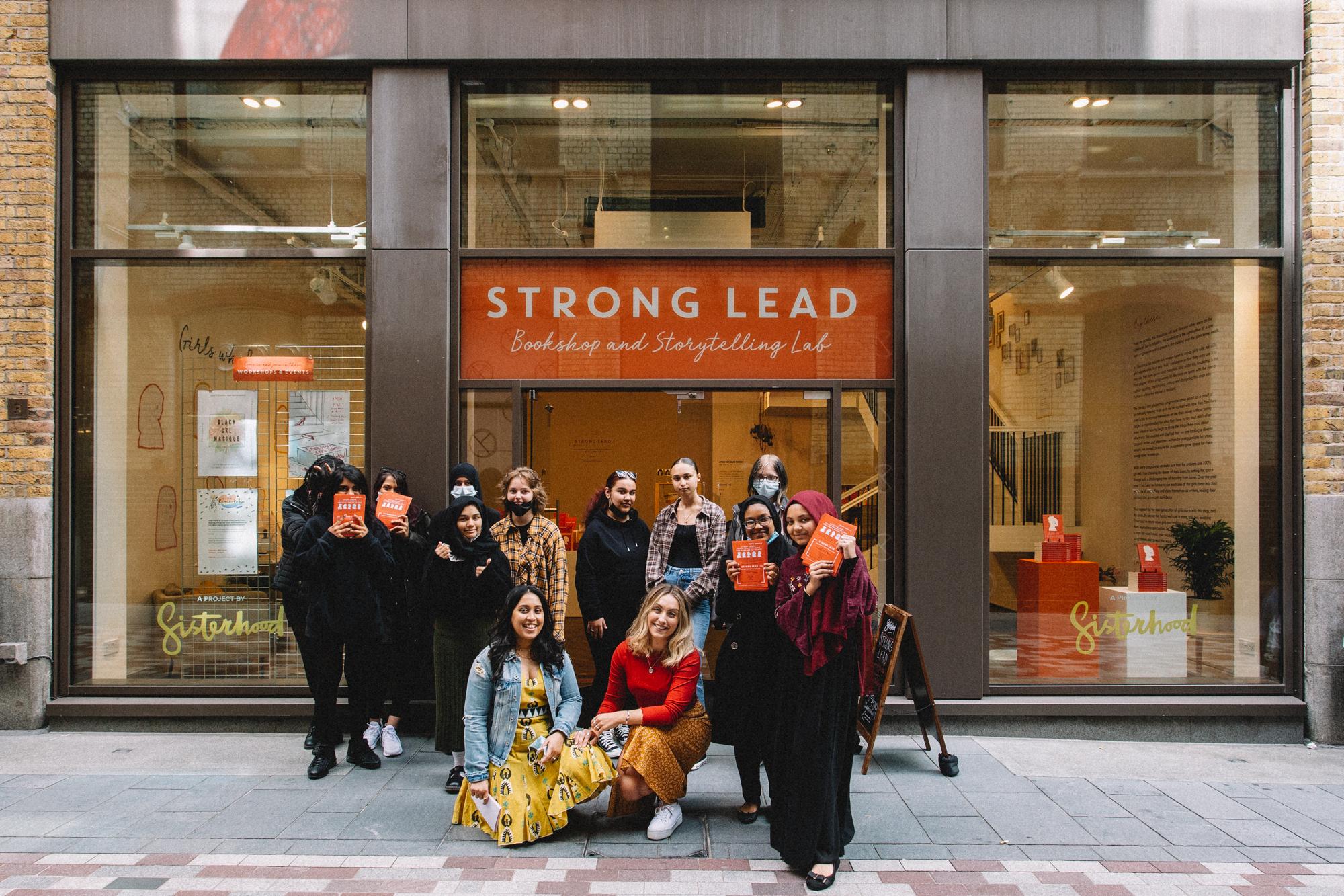Sisterhood, creative careers, women empowerment, bookshop, storytelling