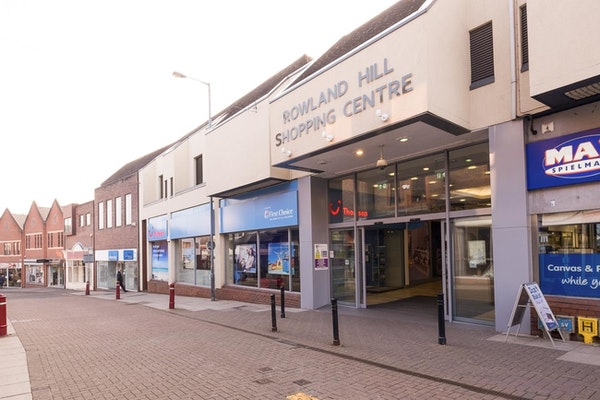 Rowland Hill Shopping Centre